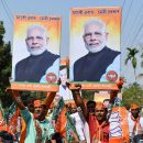 Boost to India's ruling party from terror strike waning ahead of election: poll