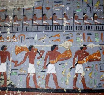 Noble's tomb found in Egypt dates back to early pharaohs