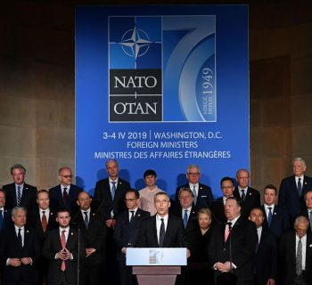 NATO anniversary party turns ugly as US rips Germany, Turkey