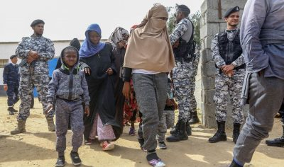 African, Syrian migrants in crosshairs of Libya's war