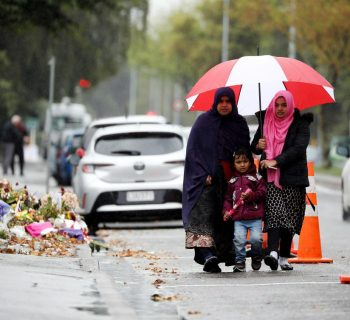 'Scared' Muslims avoid Christchurch mosques a month after attacks