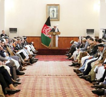 Talks in trouble as Taliban slam Afghan guest list