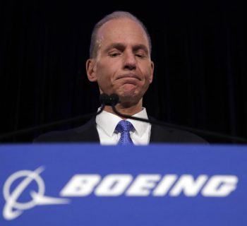 Boeing CEO keeps job intact after facing questions on 737 MAX crashes