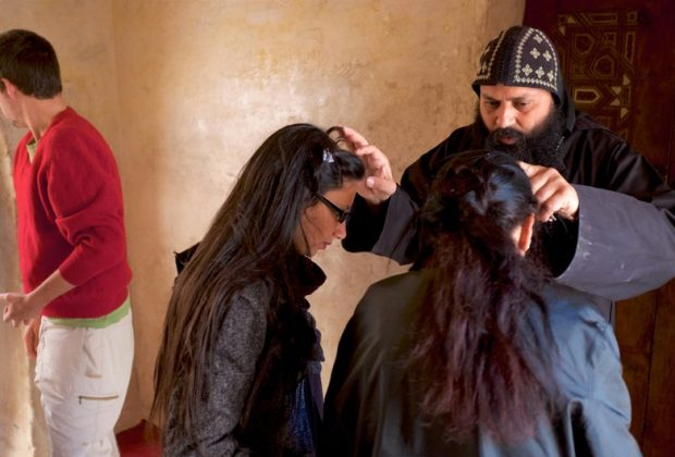 Debate rages in Egypt as priest tells Christian women to cover up