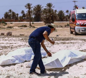 Tunisia finds bodies of pregnant migrant, toddler after boat sinks