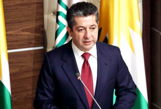 New Kurdish PM makes Baghdad ties priority over independence