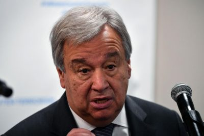Sahel nations need more support to fight extremism: UN chief