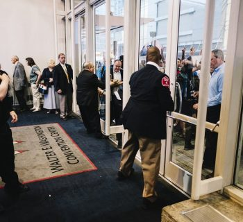 Protesters disrupt world's largest Christian Zionist summit over Israeli occupation of Palestine