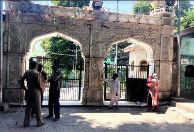 'Is this Eid?' angry Kashmiris ask amid festival lockdown