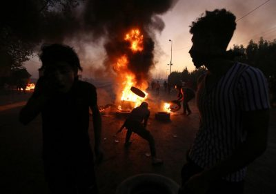 Death toll in Iraq protests reaches 104, more than 6,000 wounded