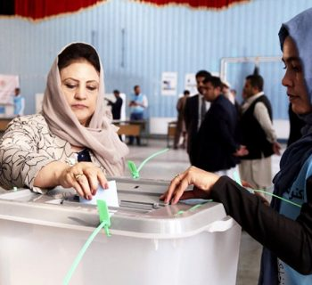 'Major discrepancies' in Afghan presidential vote
