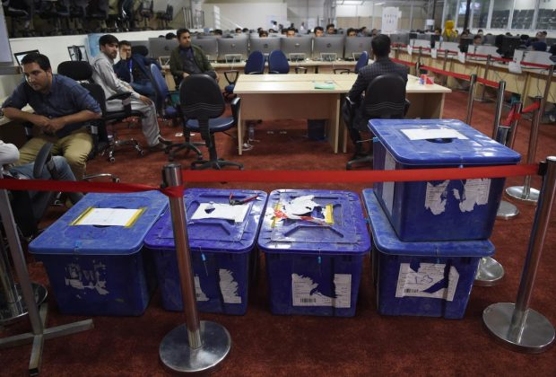 Afghan poll body misses announcing crucial presidential initial vote