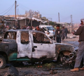 Car bomb claims lives of 17 people in northern Syrian village of Tal Halaf