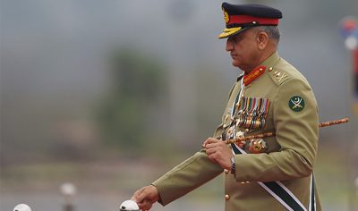 Ruling on Pakistan army chief's tenure likely today